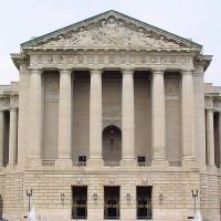 Gevel van het National Museum of American History
