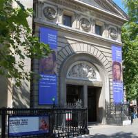Deuren van de National Portrait Gallery