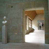 Binnen in de Neue Pinakothek