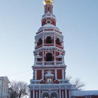 Toren in Novgorod