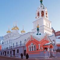 Kathedraal in Novgorod
