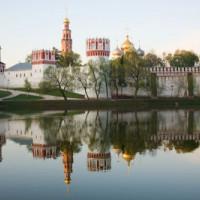 Muren rond het Novodevitsji-klooster