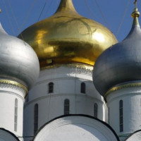 Detail van het Novodevitsji-klooster