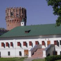 Trappen aan het Novodevitsji-klooster