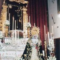 Altaar van de Iglesia de Nuestra Señora de la O