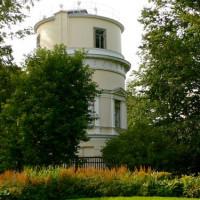 Torentje van het Observatorium van Helsinki
