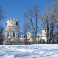 Beeld van het Observatorium van Helsinki