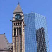 Toren van Old City Hall