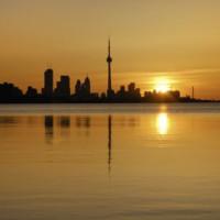 Aan het Ontariomeer