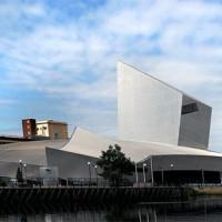 Totaalbeeld van het Imperial War Museum North