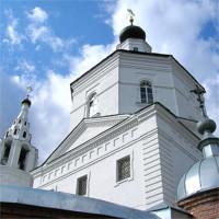 Gebouw in Kolomenskoje