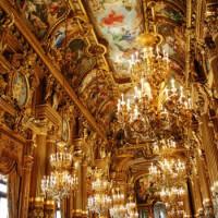 Interieur van de Opéra Garnier