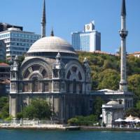 De Ortaköy Moskee
