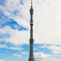 Overzicht van de Ostankinotoren