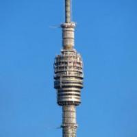 Top van de Ostankinotoren