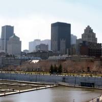 Skyline van Montreal