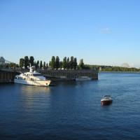 Jacht in de Oude Haven