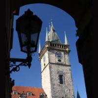 Toren in Praag
