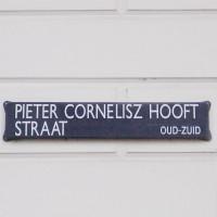 Naambordje van de P.C. Hooftstraat