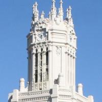 Top van het Palacio de Comunicaciones