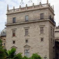 Deel van het Palacio de la Generalidad