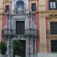 Deuren van het Palacio del Obispado
