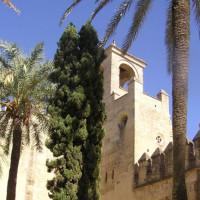 Detail van het Palacio Episcopal