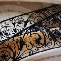 Trap in het Palais-Royal