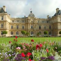 Beeld van het Palais du Luxembourg