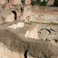Ruïnes op de Palatijn