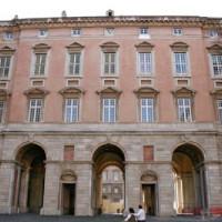 Beeld op de Koninklijk Paleis van Caserta