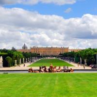 Tuinen in Versailles
