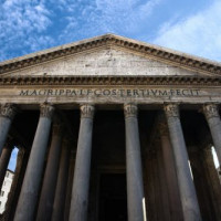 Zuilen van het Pantheon