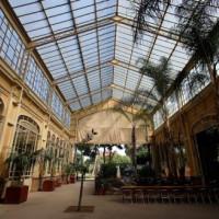 Gebouw in het Parc de la Ciutadella