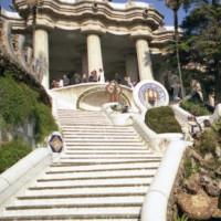 Inkom van het Parc Güell
