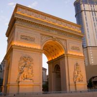 Arc de Triomf in Las Vegas