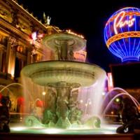 Fontein bij Paris