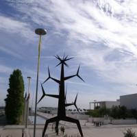 Zicht over het Parque das Nações
