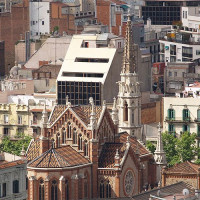 Totaalbeeld van de Parroquia de Sant Francesc de Sales