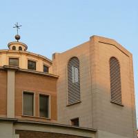 Detail van de Parroquia de Sant Gregori Taumaturg