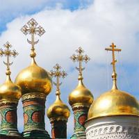 Koepels van het Patriarchenpaleis