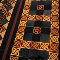 Vloer van St. Patrick's Cathedral