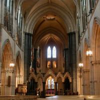 Interieur van St. Patrick's Cathedral
