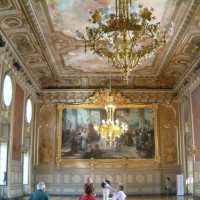 Binnenkant van Palais des Ducs