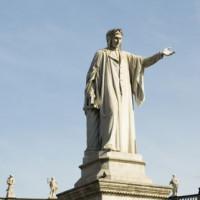 Standbeeld van Dante