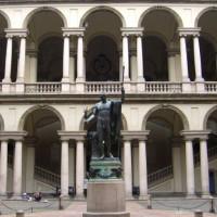 Bogen van de Pinacoteca di Brera