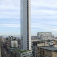 Overzicht van het Pirelli-gebouw