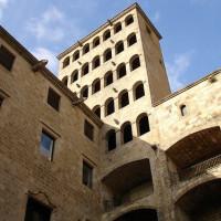 Buitenkant van het Museu d'Historia de la Ciutat