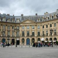 Op de Place Vendôme