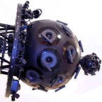 Projector in het Athene Planetarium